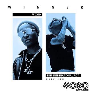 MOBO Awards 2017: Goodluck Jonathan, Ben Bruce Congratulates Wizkid