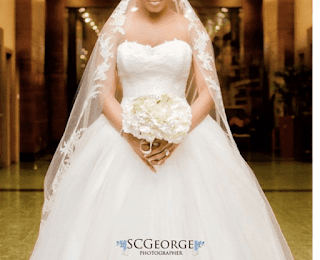 2678d198142 10 Latest Nigerian Wedding Dresses And Gowns At Different Styles (Pictures)