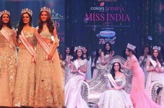Meet The Miss World 2017 Winner, Miss India Manushi Chhilar