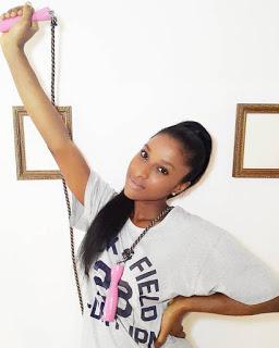 Meet The Nigerian Lady, Dirichi Who Looks Like Adesua Etomi (Photos)