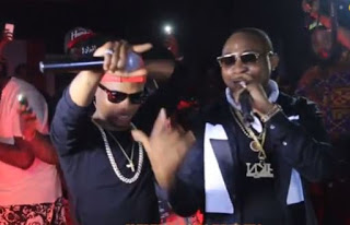 One Love: Watch As Davido Groove To Wizkid's Song