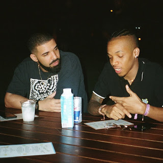Drake Shares New Picture Of Him Paying Close Attention To Tekno