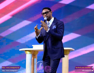 COZA Pastor, Fatoyinbo Reveals He Started His Ministry With One Trouser
