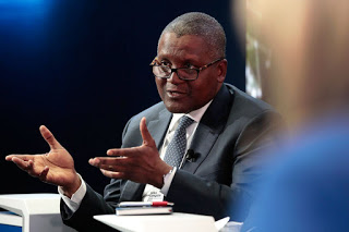Aliko Dangote Remains Africa's Richest Man For The Seventh Year