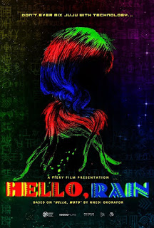 "Watch As Nollywood Brings In Its First Contemporary Sci-Fi Movie ""Hello, Rain"""