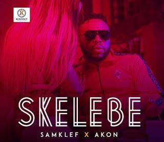 DOWNLOAD MP3 Samklef - Skelebe Ft. Akon