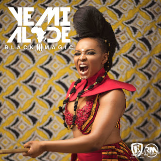 "Yemi Alade Finally Drops Her Album ""Black Magic"" Features Olamide & Falz"