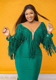 Actress Omotola Jalade Celebrates 40th Birthday In Style