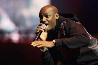 Tuface photo while performing