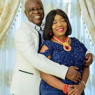 Linda Ikeji Celebrates Her Parents 39th Wedding Anniversary (photos)