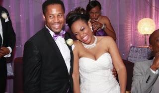 Mike Ezuruonye wedding picture