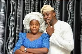 Odunlad Adekola and wife pictures