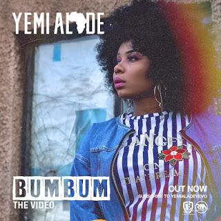[Music] Yemi Alade - Bum Bum
