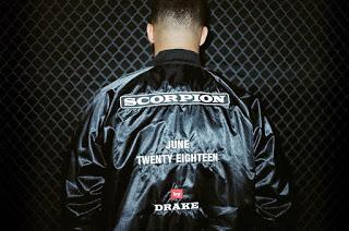 "Drake Announces Release Date for His ""Scorpion"" album"