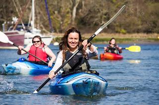 Kayaking Wiki: Meaning of Kayaking and Types of Kayak
