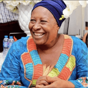 Veteran Nollywood Actress Patience Ozokwo Welcomes Her 16th Grandchild