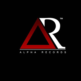 Teddy A Alpha records Logo
