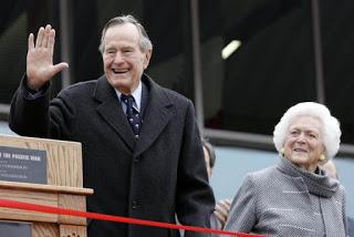 Former U.S President 'George H.W. Bush' Hospitalized With Blood Infection