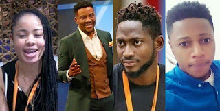 Nina Claims That Ebuka Has Damaged Her Relationship With Miracle & Her Boyfriend