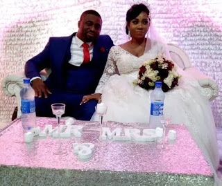 Wunmi Toriola wedding pictures
