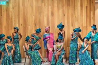Zainab Balogun wedding photos