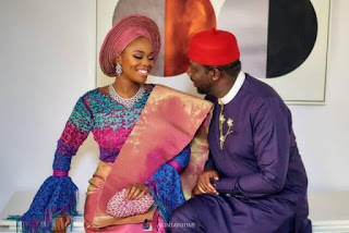 Zainab Balogun wedding pictures