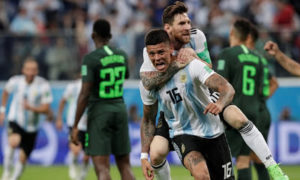 Argentina through to Knockout stage of Russia 2018 world cup