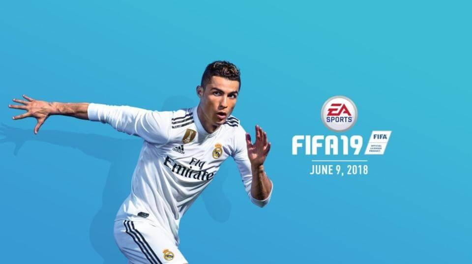 FIFA 19 - Cristiano Ronaldo