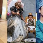 Tonto dikeh celebrates herself on fathers day