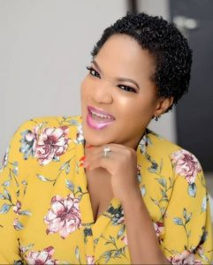 "toyin Abraham's ""Ghost and the tout"" rated highest selling movie in 2018"