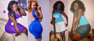 Vera Sidika before and after fame