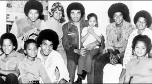 Joe Jackson and family photos