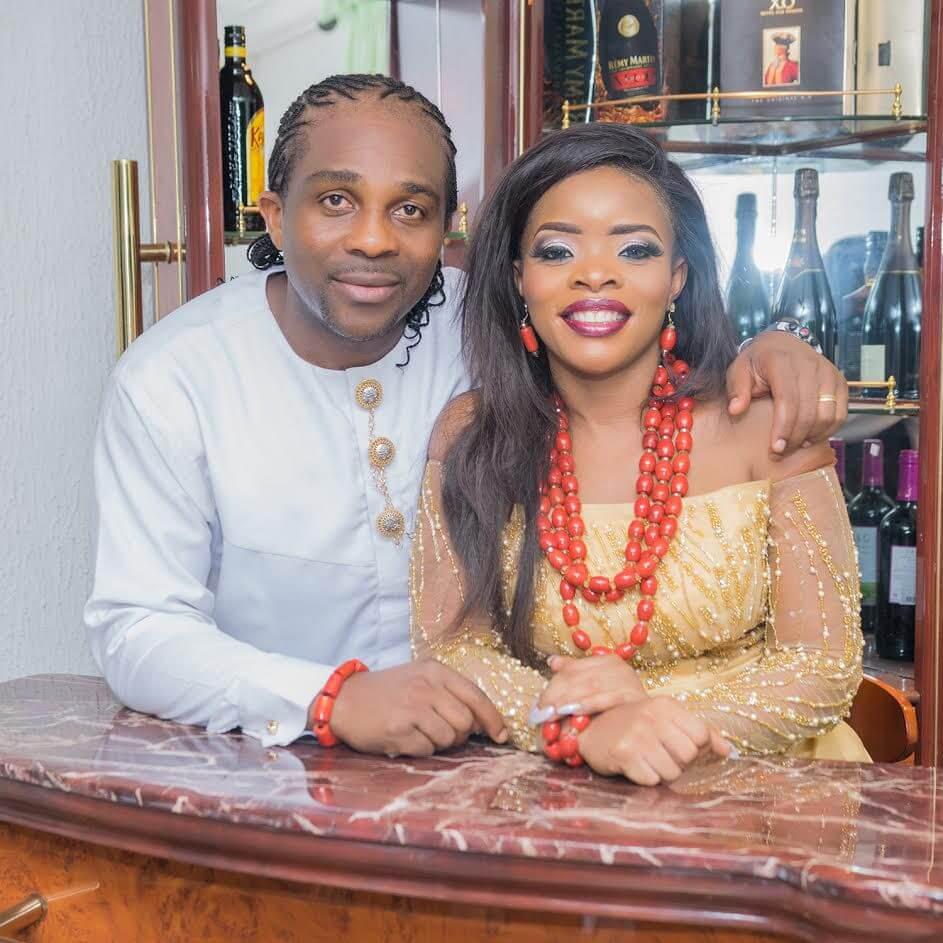 Laura Ikeji and Ogbonna Kanu venture into Perfume Business
