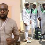 Designer of Super Eagles outfit not recognized
