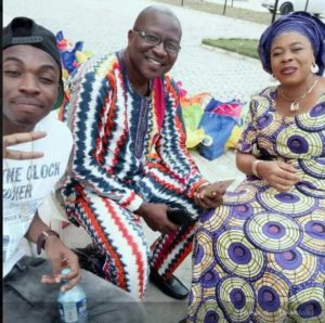 Adewale's family and impcat in the industry