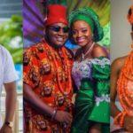 lovely photos from Ajebo & Uche Kalu's traditinal wedding