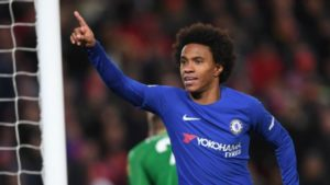 Barcelona withdraw from deal to sign Willian
