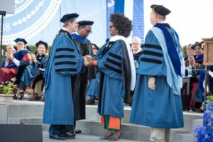 Chimamanda dichie honorary degree photos