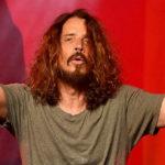 Picture of Chris Cornell statue