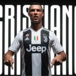 Cristiano Ronaldo officially unveiled by Juventus