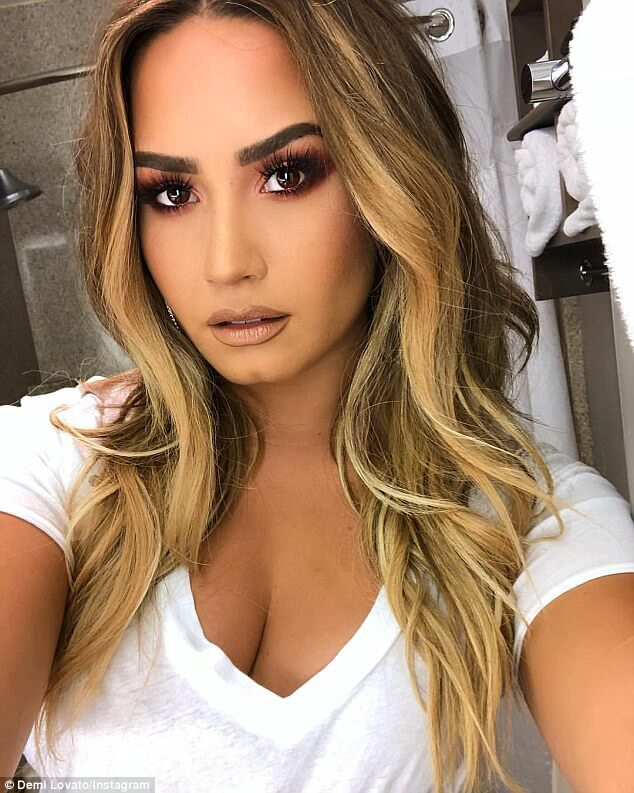 Demi Lovato rushed to the hospital