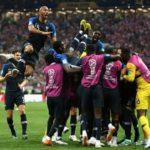 France beat Croatia 4-2 to win 2018 world cup final