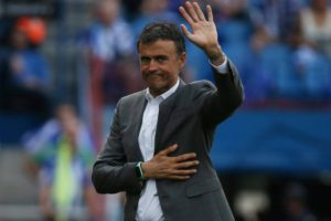 Luis Enrique named as Spain coach