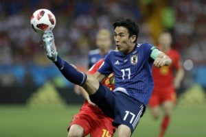 Hasebe retires from international football