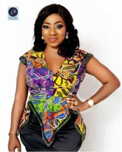 Mide Martins in a top Anakra style