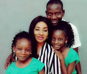 Mide martins and her family photos
