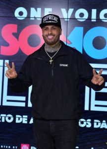 Nicky Jam real name, world cup 2018 song Live It Up lyrics