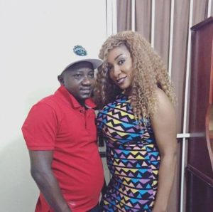 Olaniyi Afonja and his wife