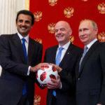 Qatar to host 2022 world cup