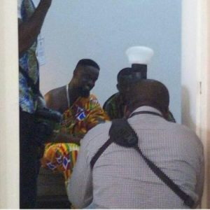 Sarkodie traitional wedding with tracy